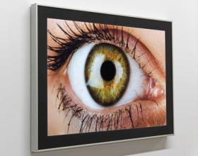 Magnetic Frame LED Light Box